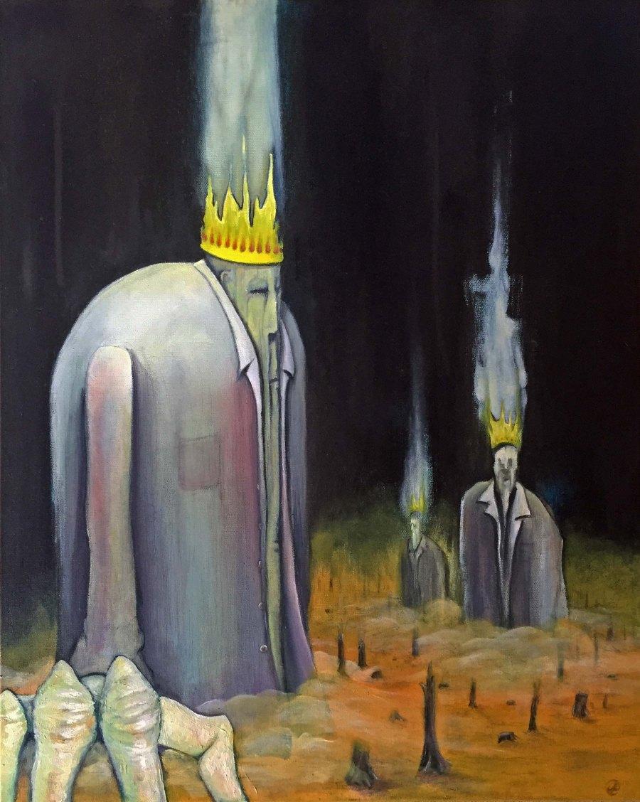 James Rosin--Self Proclaimed Kings
