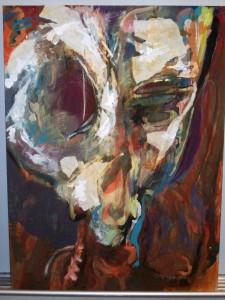 Skull by James Rosin