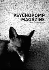 "Short Story Publication: ""No Eyes"" inPsychopomp"