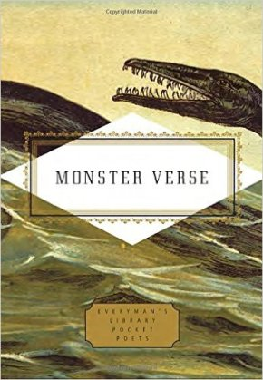 A whole anthology about monsters…from Knopf Doubleday's Everyman's Library imprint!